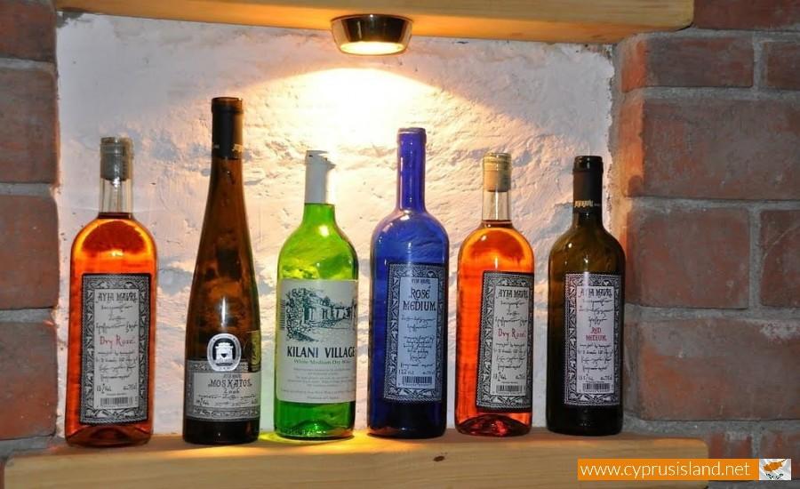 ayia mavri winery