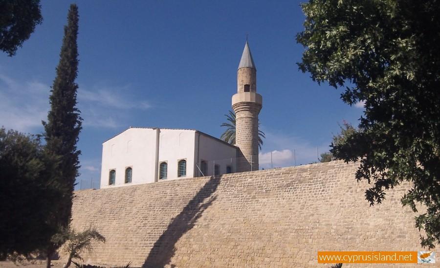 bayraktar mosque cyprus
