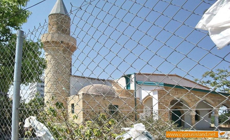 bayraktar mosque nicosia