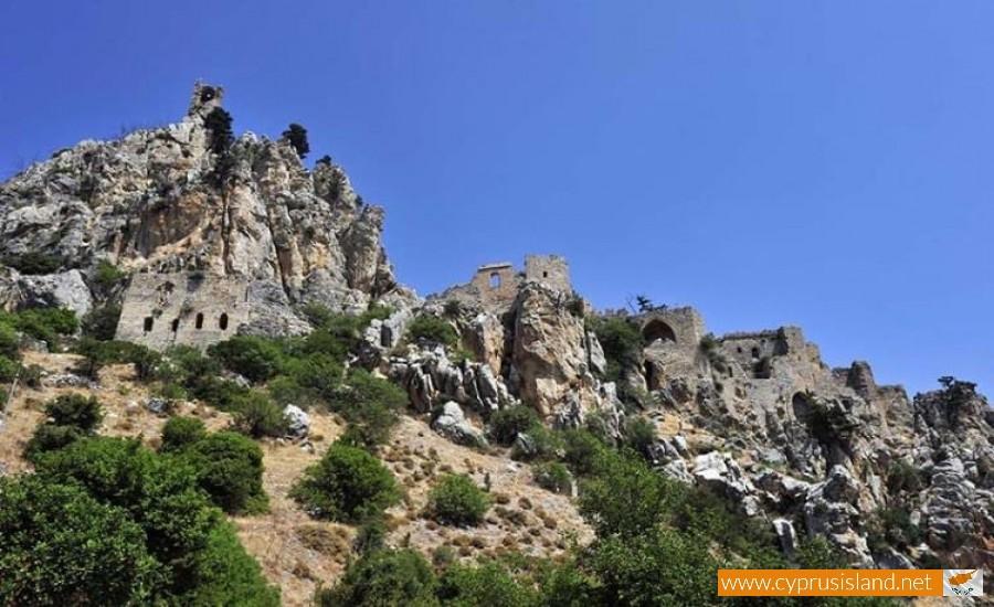castle voufavento