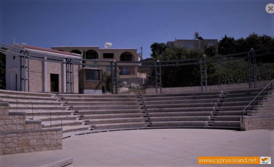chloraka amphitheatre paphos