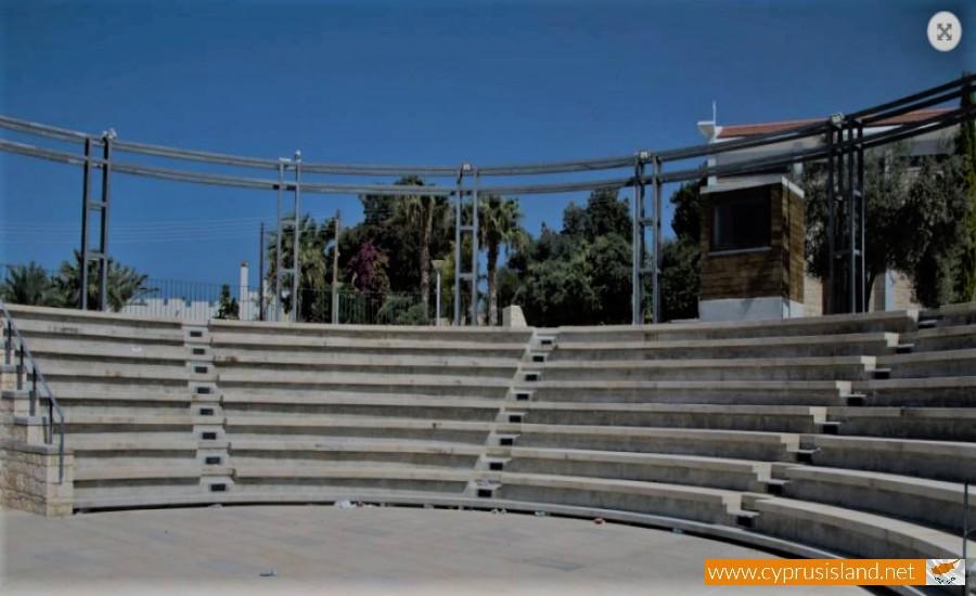 chloraka amphitheatre
