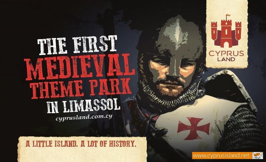 cyprus land medieval theme park