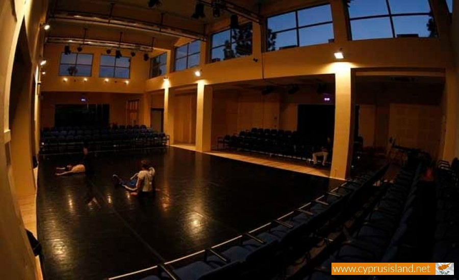 dance house nicosia