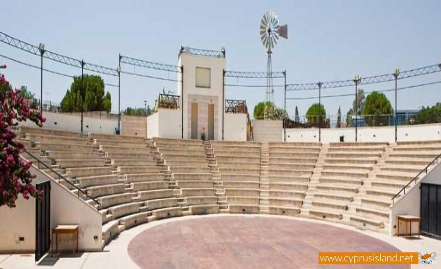 deryneia amphitheatre