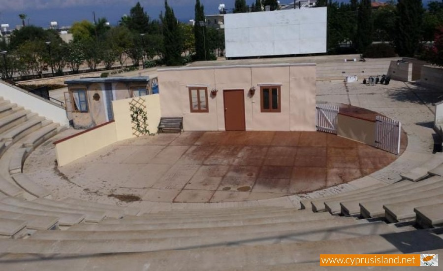 deryneia municipal amphitheatre
