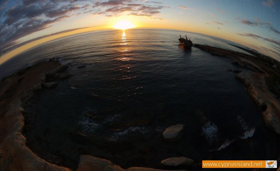 Edro III Shipwreck Peyia