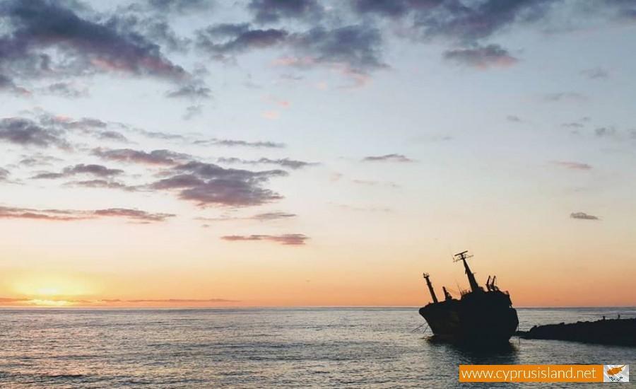 edro shipwreck