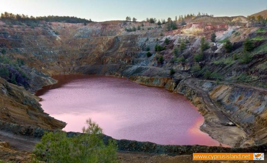 Ergates Lake