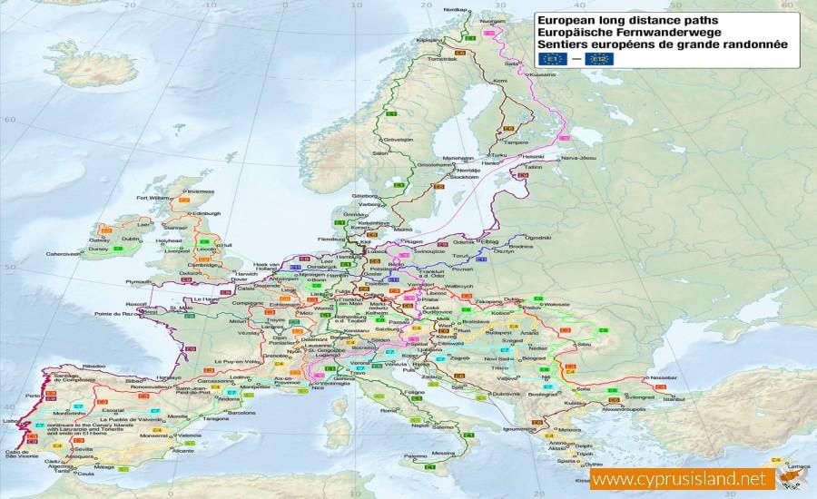 european nature trail