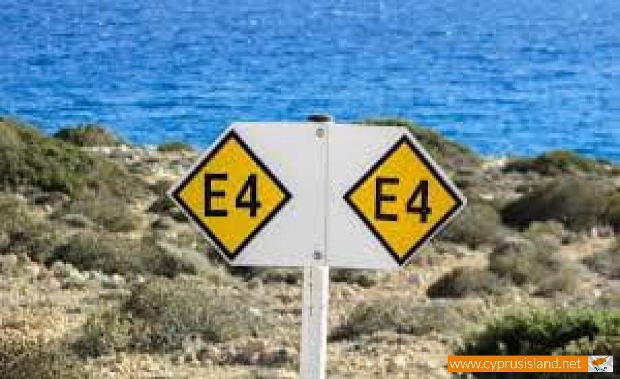 european nature trail cyprus