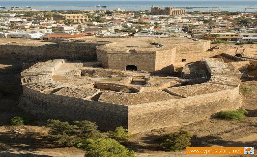 famagusta fortress cyprus