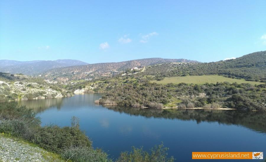 Germasogeia Dam Limassol