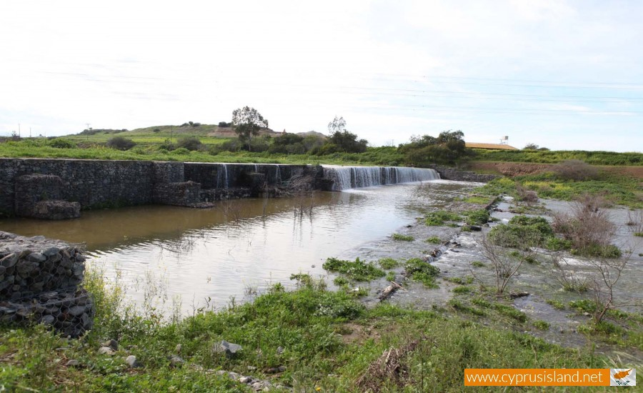 gialia river cyprus