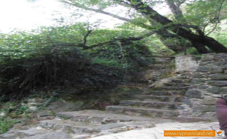 kakopetria water mill cyprus
