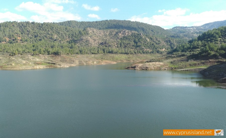 Kannaviou Dam main view