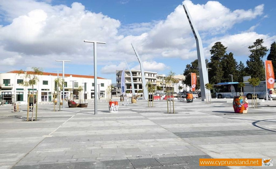 kennedy square paphos