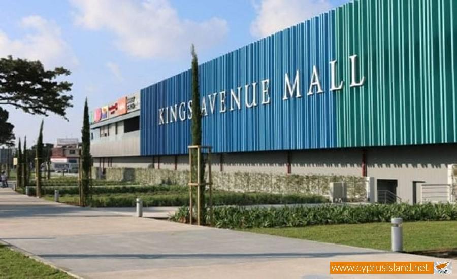 kings avenue paphos