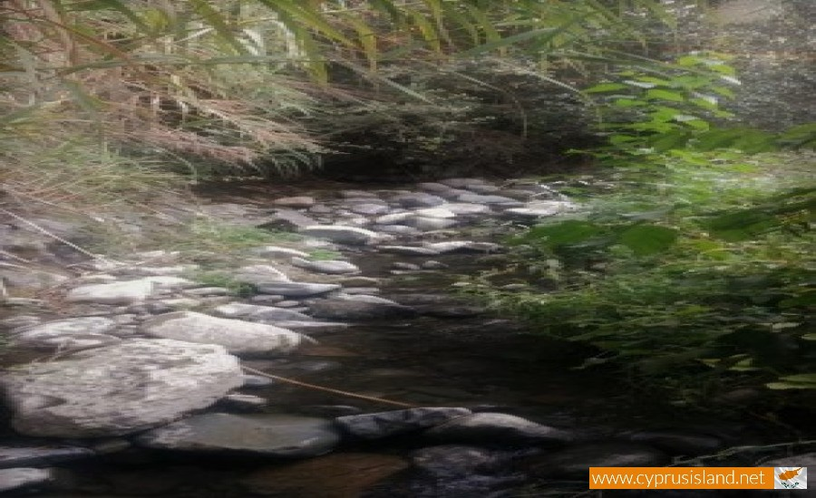 klarios river cyprus