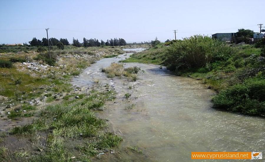 kouris river limassol