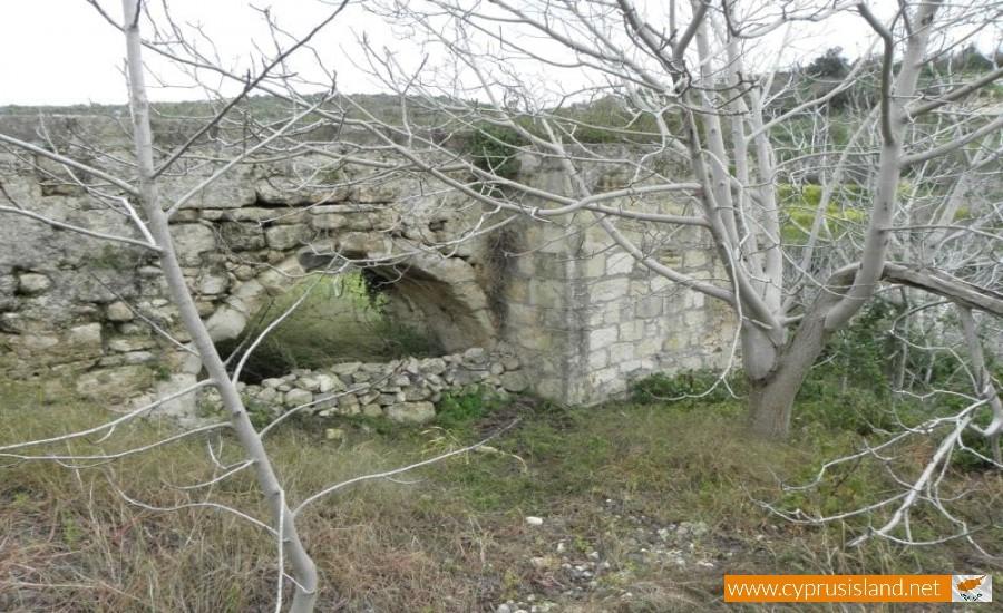 kritou terra ruins