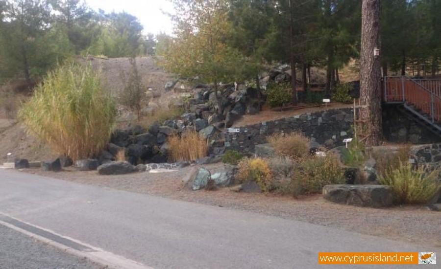 leventis botanical garden