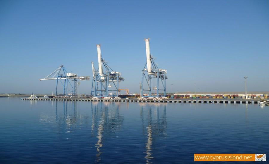 limassol port cyprus