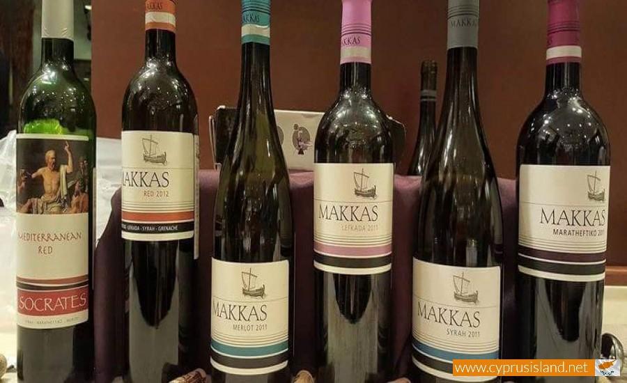 makkas winery