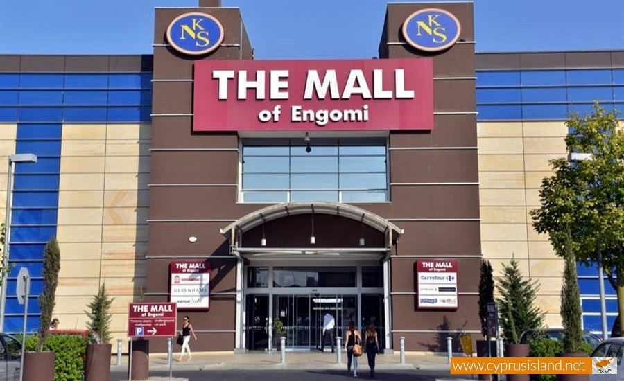 mall of engomi
