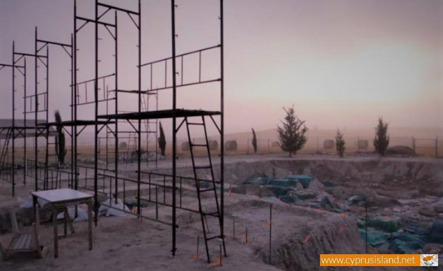 malloura site athienou