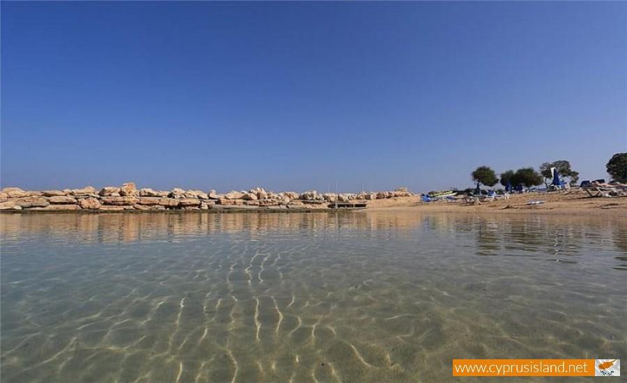 mimosa beach cyprus