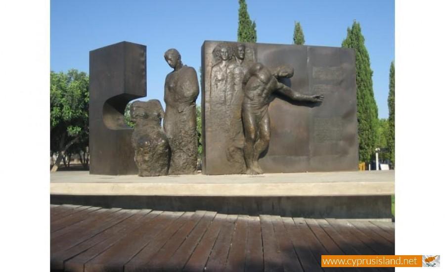 monument deryneia