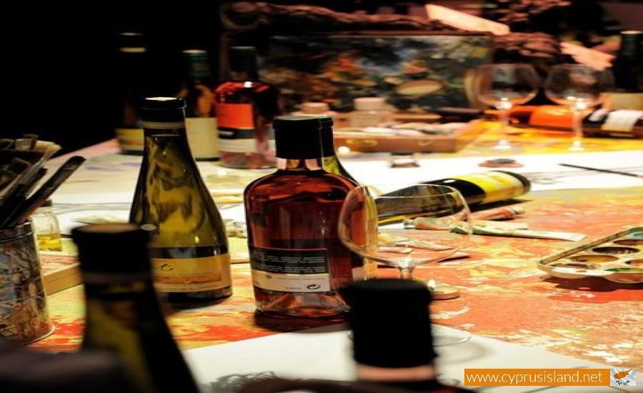 nicolaides winery anogyra