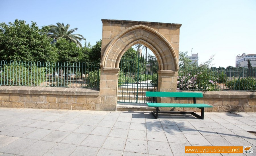 nicosia bayraktar mosque