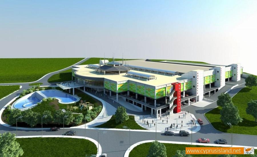 nicosia city mall