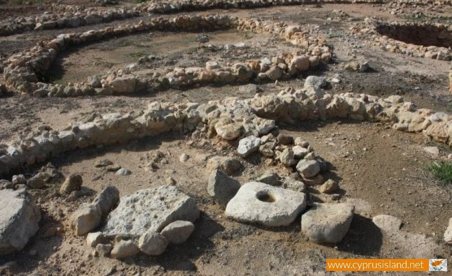 nissia neolithic settlement
