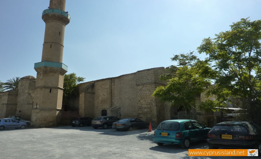 omerie mosque cyprus