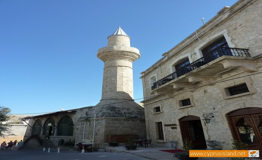 omerie mosque nicosia