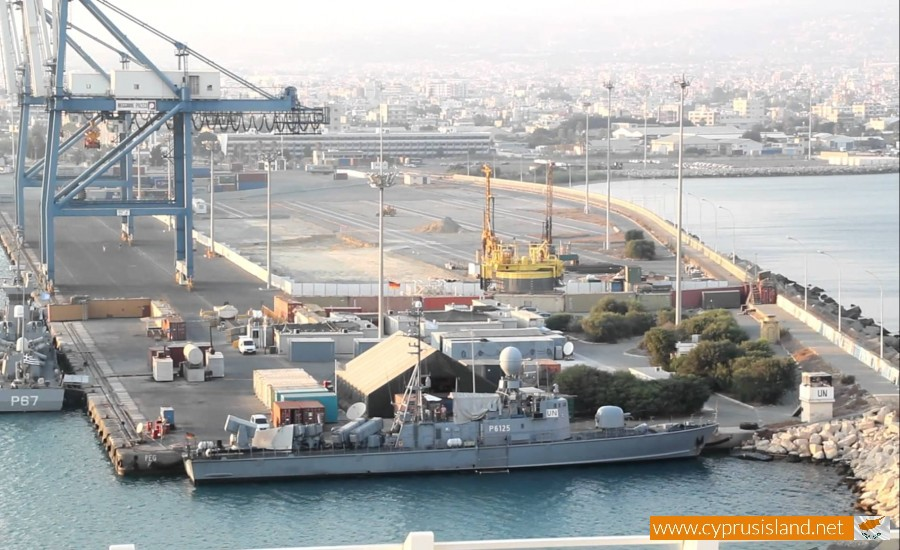 port of limassol