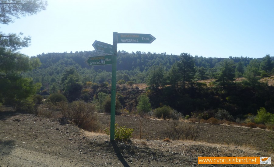 prophet elias nature trail
