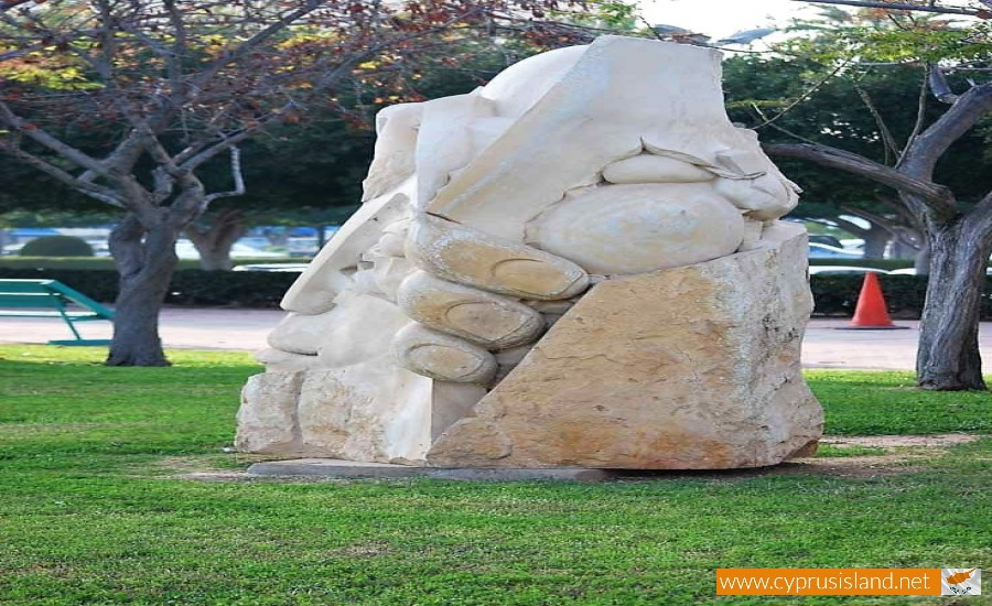 sculpture park limassol