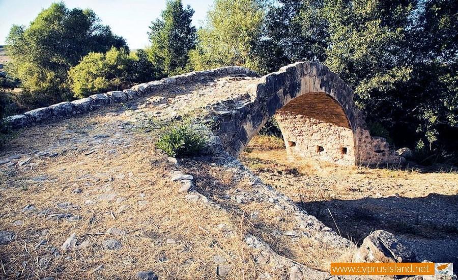 skarfou bridge paphos