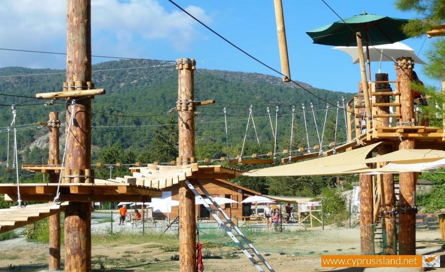 sparti rope park