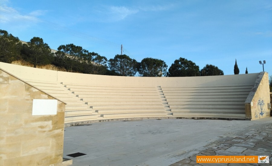 Tala Ampitheatre side view