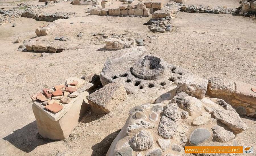 tamassos archaeological site