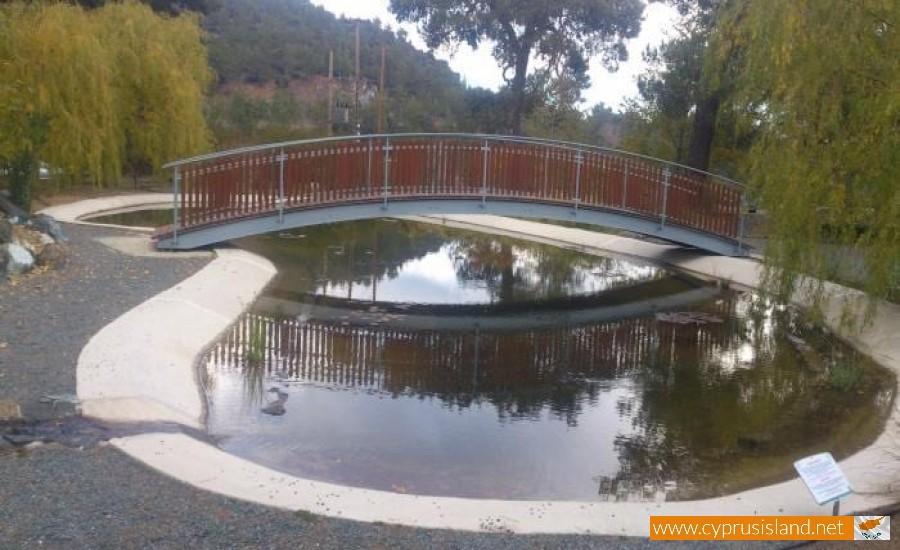 troodos botanical garden