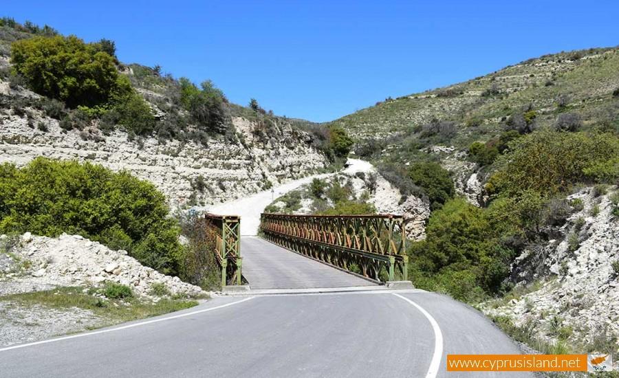 trozena bridge cyprus