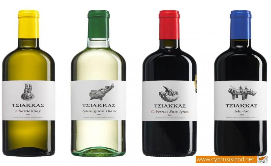 tsiakkas wines