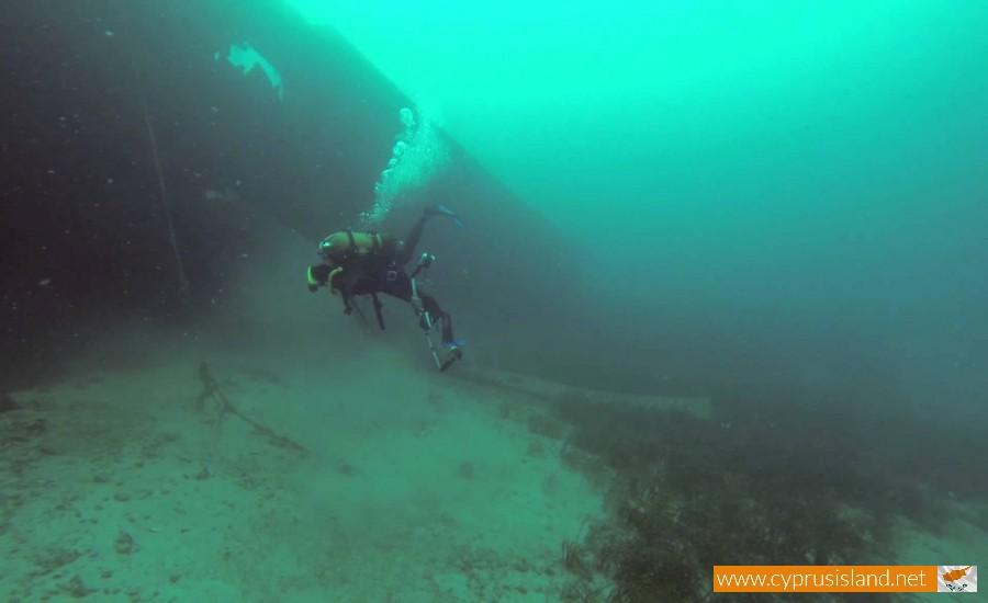 vera shipwreck