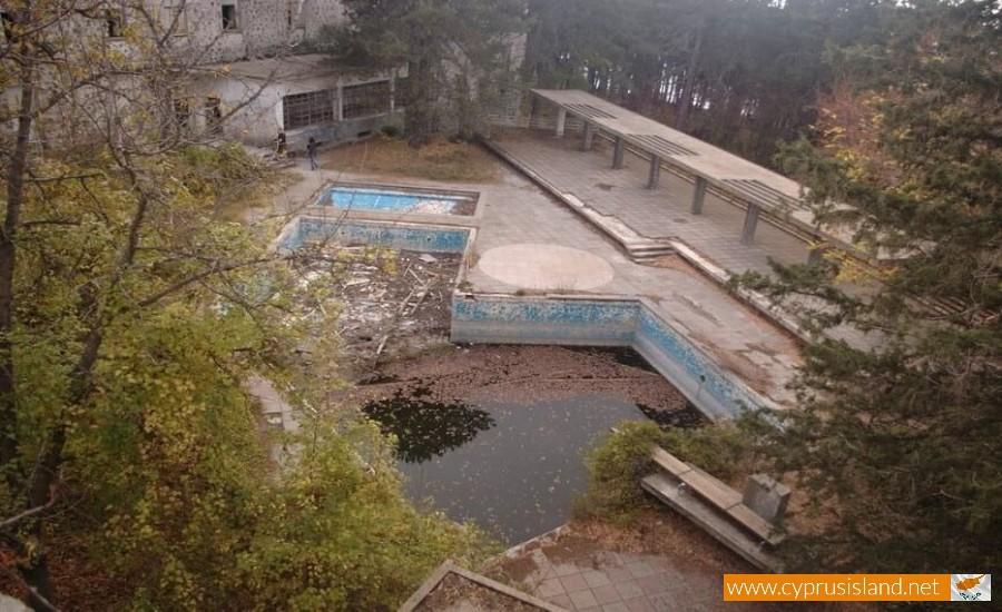 Veregaria hotel in Prodromos